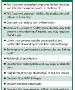 The benefits of AIM LeafGreens