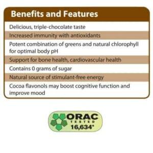 The benefits of AIM CoCoa LeafGreens