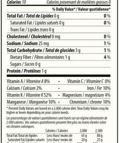 Supplement details for AIM CoCoa LeafGreens