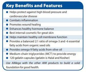 The benefits of AIM AIMega