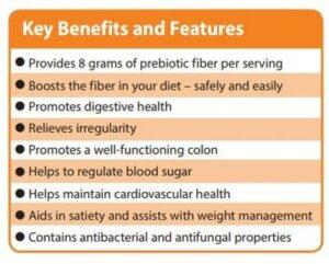 The benefits of AIM fit 'n fiber